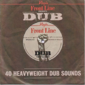 Various - Front Line Presents: Dub. 40 Heavyweight Dub Sounds (Virgin) 2xCD